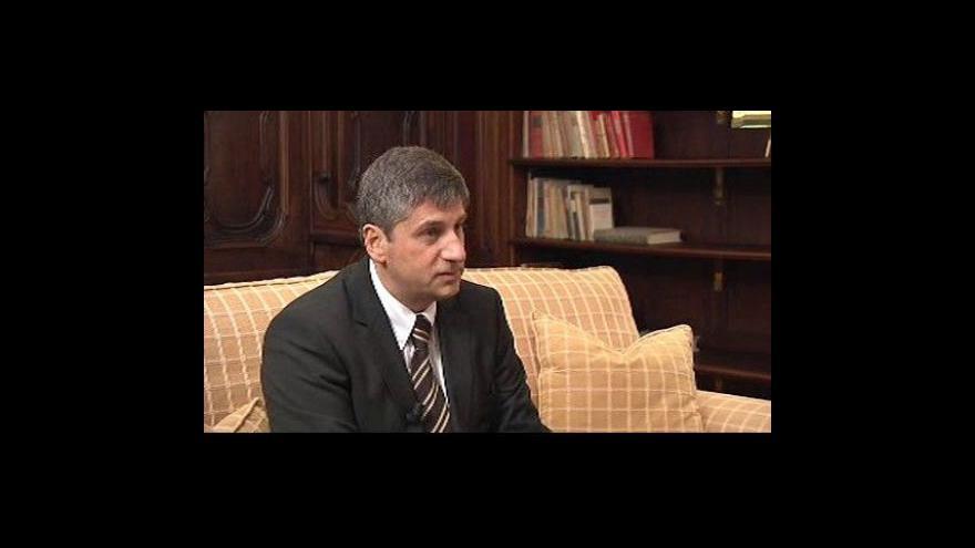 Video Exkluzivní rozhovor s M. Spindeleggerem