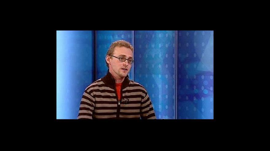 Video Historik Zdeněk Doskočil ve Studiu ČT24