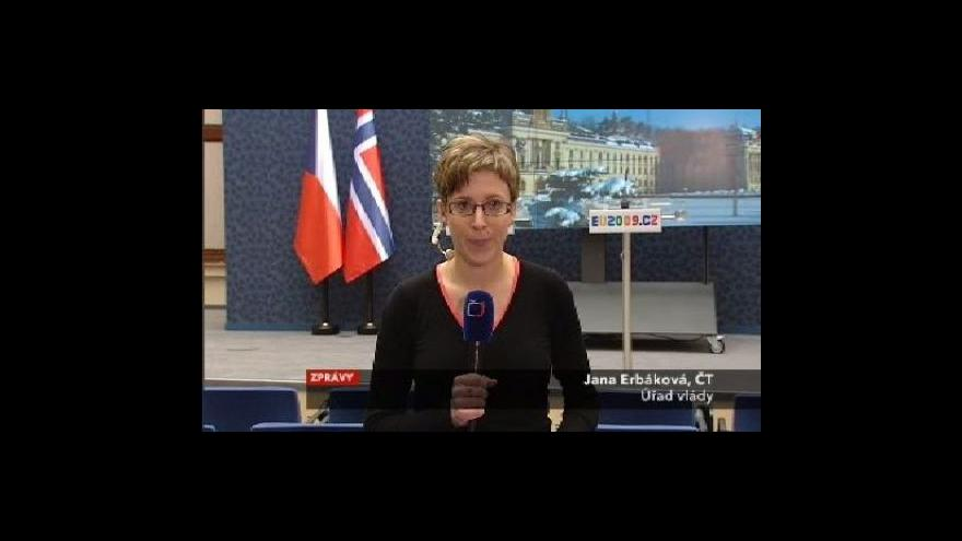 Video Vstup Jany Erbákové