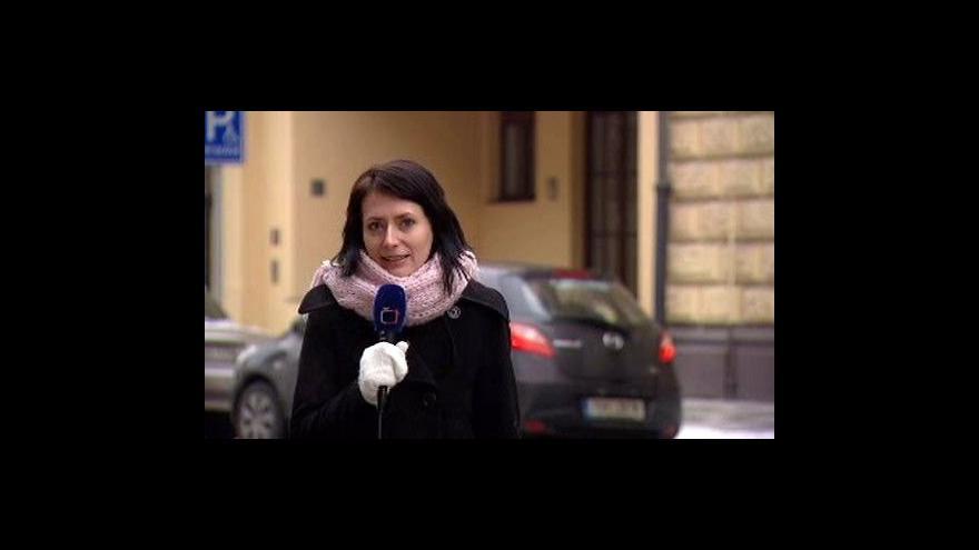 Video Reportáž Pavly Sedliské a Jana Stuchlíka