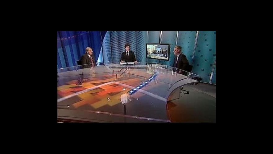 Video Události, komentáře: Lék na krizi?