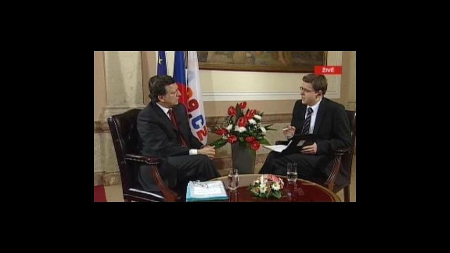 Video Rozhovor s José Barrosem
