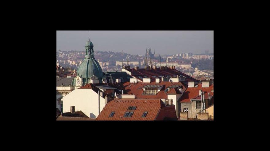 Video Reportáž E. Spáčilové a rozhovor s Janem Sedlákem