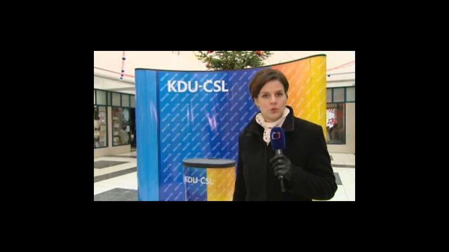 Video Reportáž Olgy Málkové, Alice Schinabekové a Jana Šenkýře