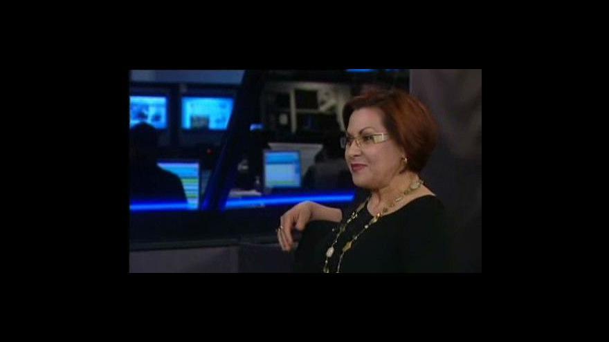 Video Dagmar Pecková - rozhovor