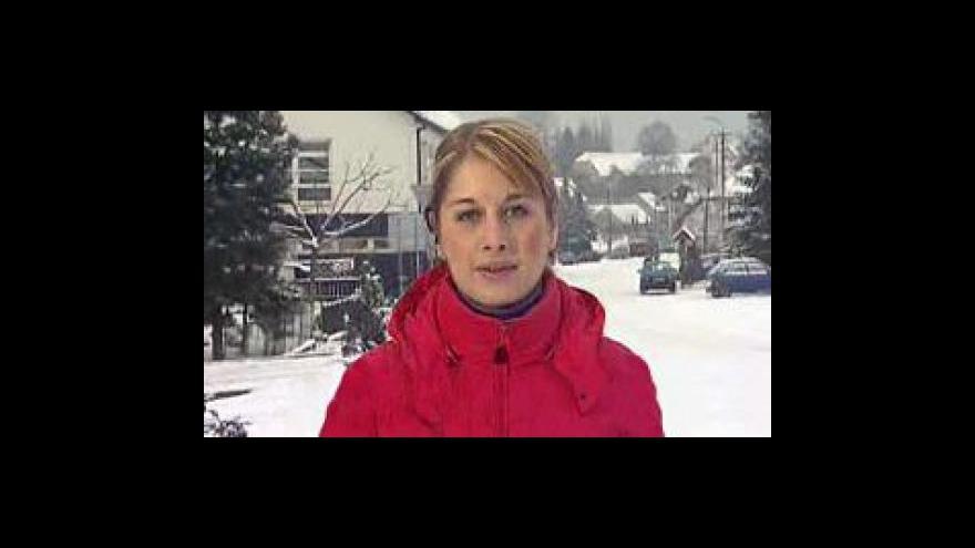 Video Vstup Ley Surovcové z Moravského krasu