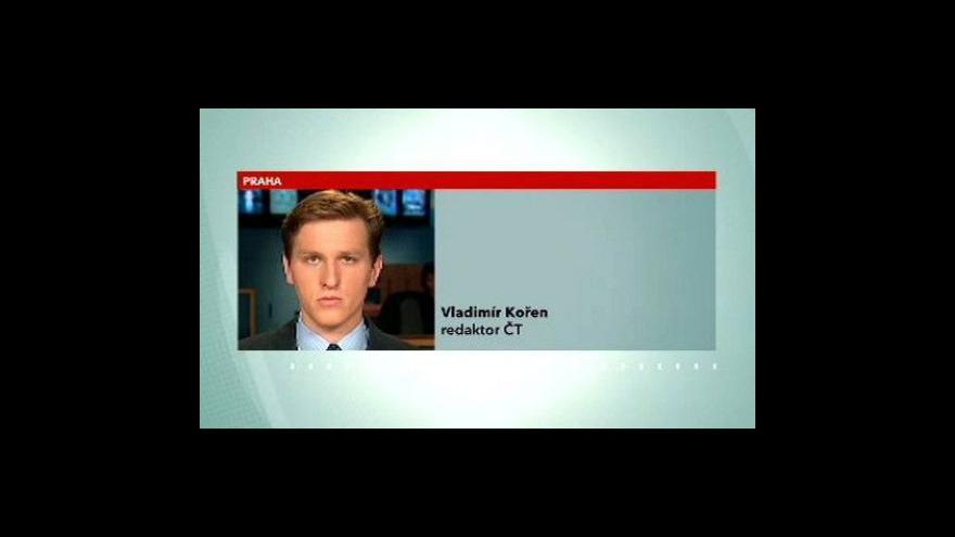 Video Telefonát Vladimíra Kořena