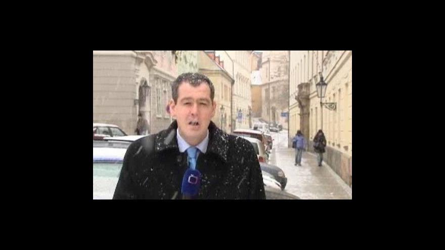 Video Reportáž Olgy Málkové a Karla Rožánka