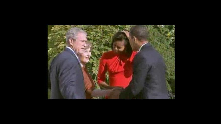 Video Reportáž o Obamově připravovaném postupu