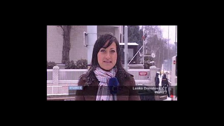 Video Vstup Lenky Drmotové z Letné