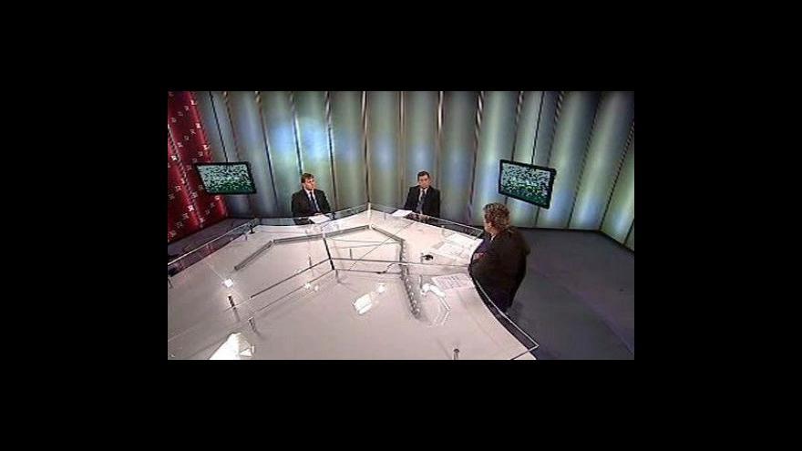 Video Rozhovor s Tomášem Těthalem a Petrem Francem