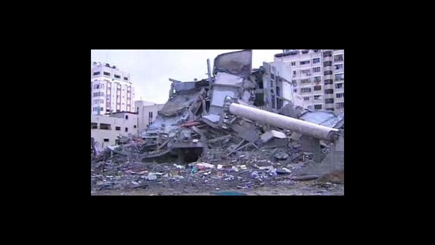 Video Konflikt na Blízkém východě pokračuje
