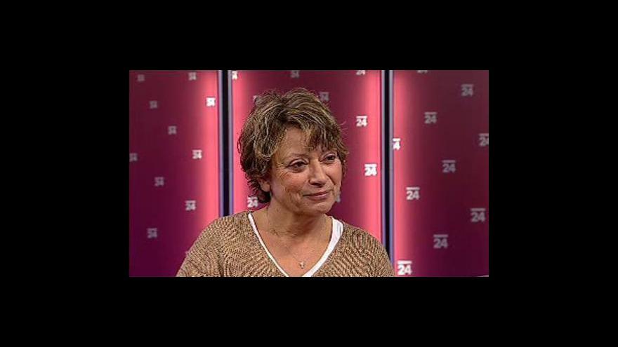 Video Rozhovor s Jitkou Němcovou