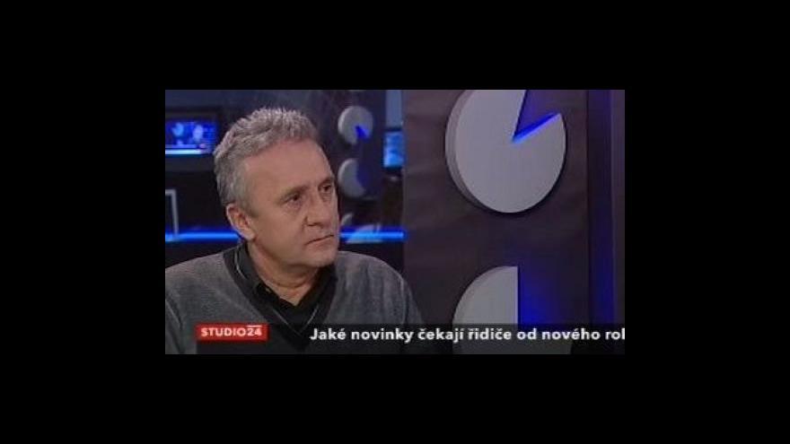 Video Rozhovor s mluvčím ÚAMK Pavlem Kuchálikem