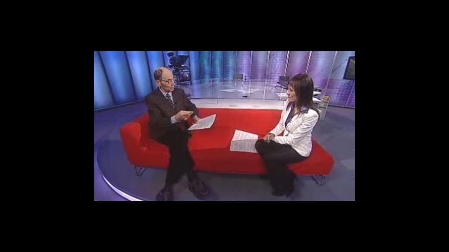 Video Adolf Rázek hostem Studia 6