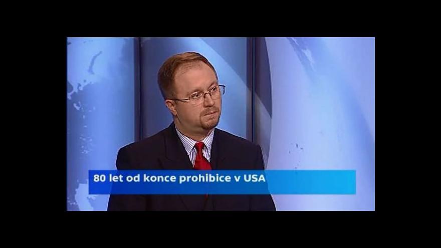 Video Rozhovor s politologem Romanem Jochem