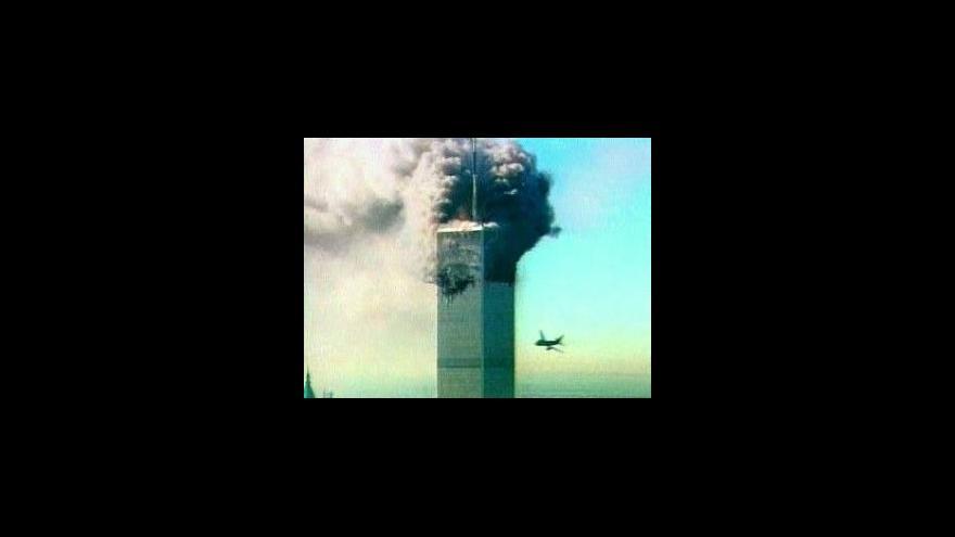 Video Světadíl k událostem z 11. září 2001