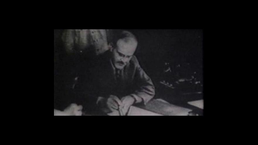 Video Reportáž Rostislava Vlacha