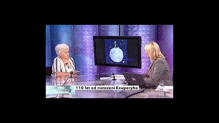 Video Rozhovor s Věrou Dvořákovou