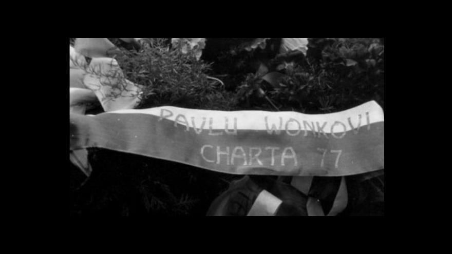 Video Pavel Wonka: Poslední oběť komunismu