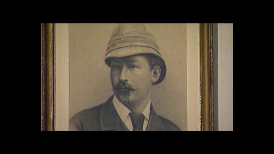 Video 110 let od smrti Emila Holuba