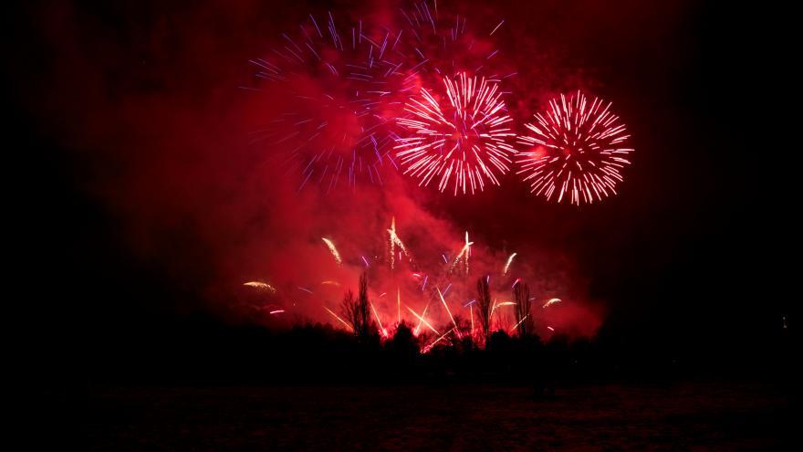 Video ŽIVĚ: Pražský novoroční ohňostroj