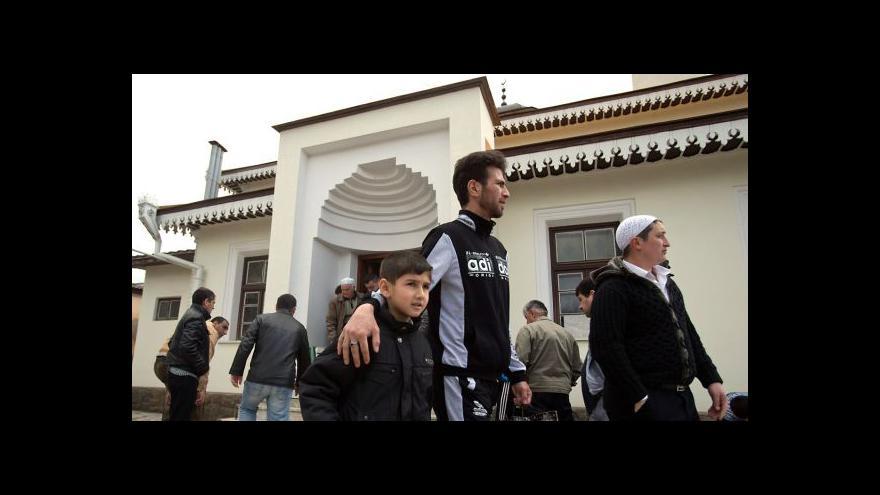 Video Gilfanov k situaci na Krymu: Do dvaceti mladých Tatarů zmizelo