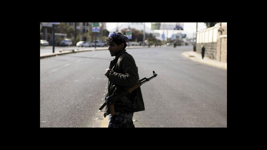 Video Horizont: V Jemenu vypukl chaos