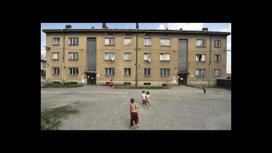 Video Reportáž: Nový život ostravských vyloučených lokalit