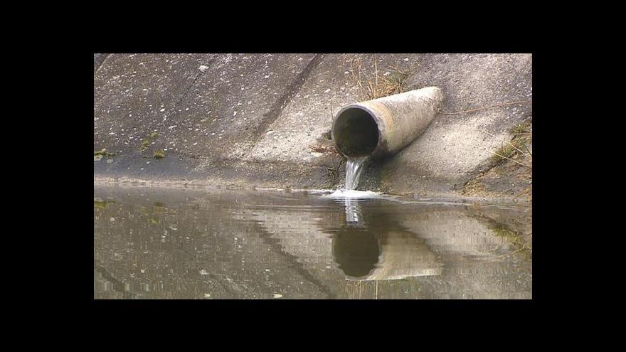 Video Obce bez vodovodu a kanalizace ve Středočeském kraji