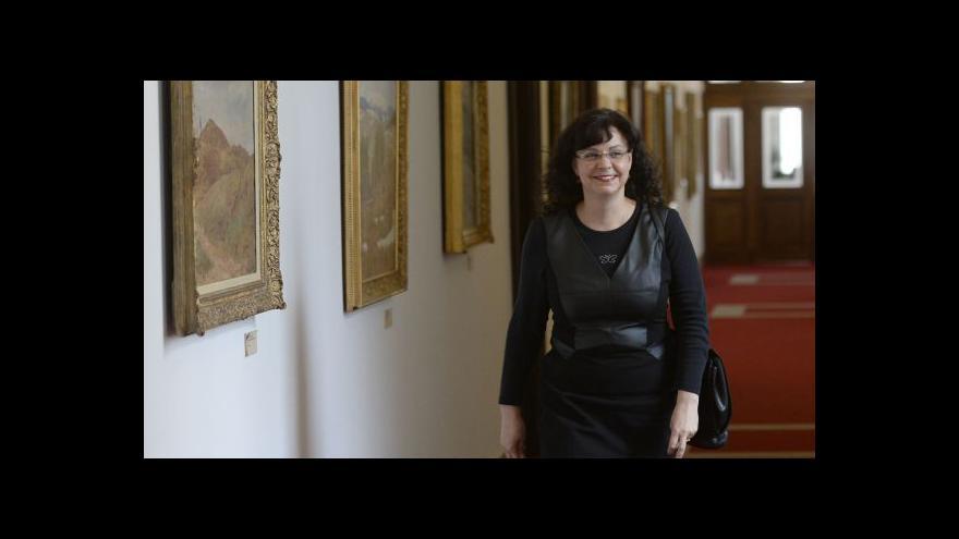 """Video Marksová k """"norským dětem"""": Část spisu je v souladu s prohlášením norské ambasády"""