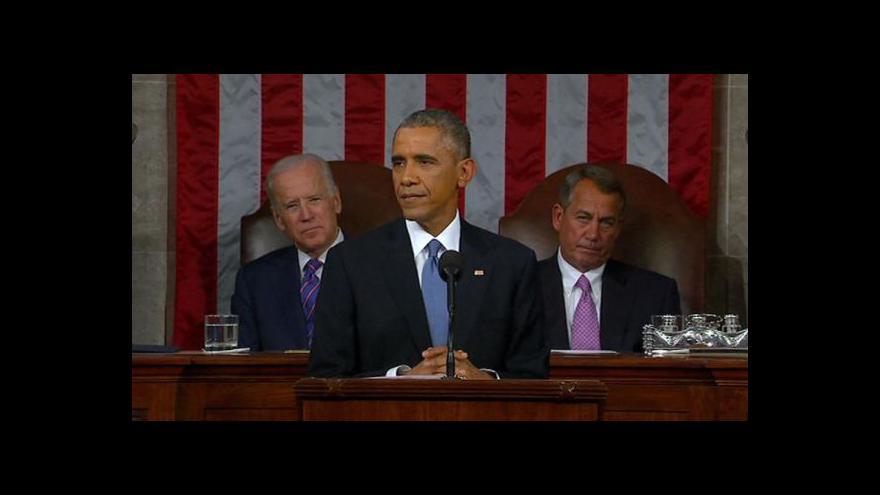 Video Obama ke Kongresu: Zrušme nefunkční embargo vůči Kubě