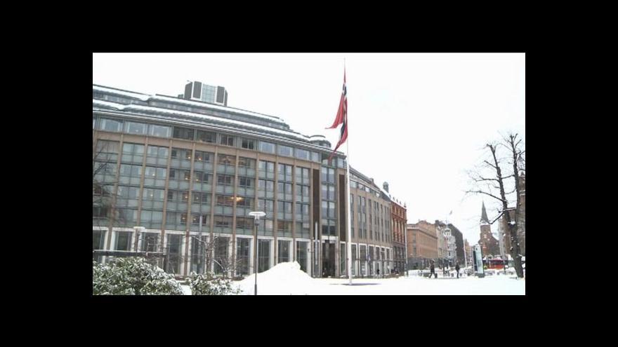 Video České a norské úřady mají spolupracovat