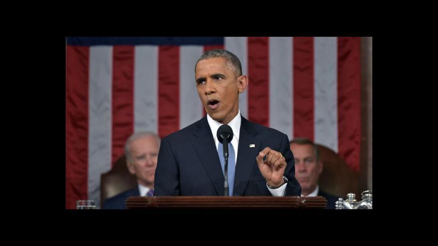 Video Projev prezidenta USA Baracka Obamy