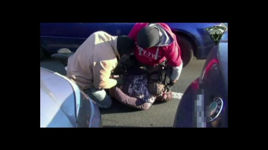 Video Na Teplicku zadrželi kriminalisté údajného výrobce a prodejce pervitinu