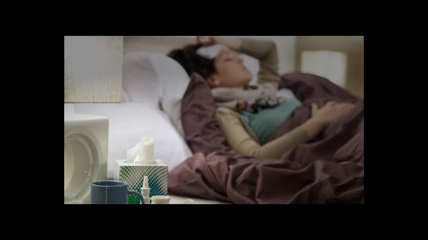 Video Chřipka zatím hlavně lokálně, sílit bude ještě pár týdnů