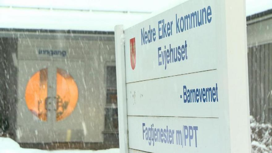 Video Norsko-český pár získal od Barnevernet dítě zpět