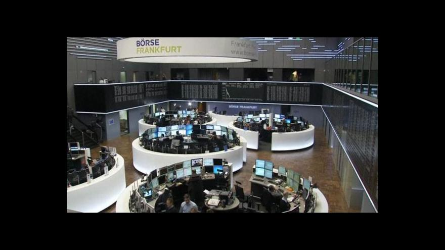 Video Události: Rozhodnutí ECB dostalo euro na minimum