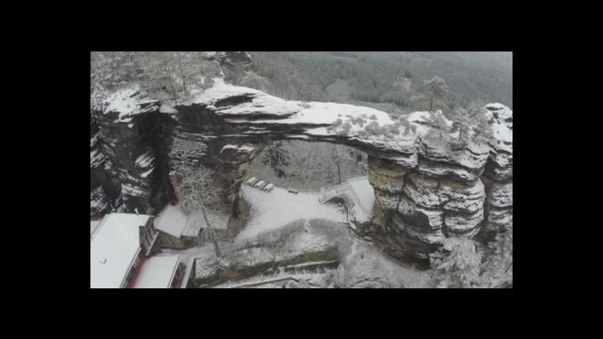 Video Události: Skenování masivu odhalilo několik slabých míst
