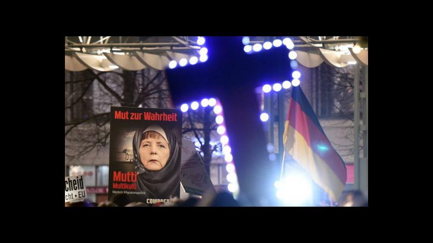 Video Jonáš: Legida hýří sebevědomím, příští středu chce znovu demonstrovat