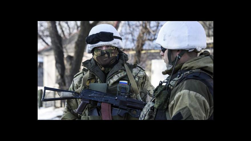 Video Diplomatický pokrok v ukrajinské krizi