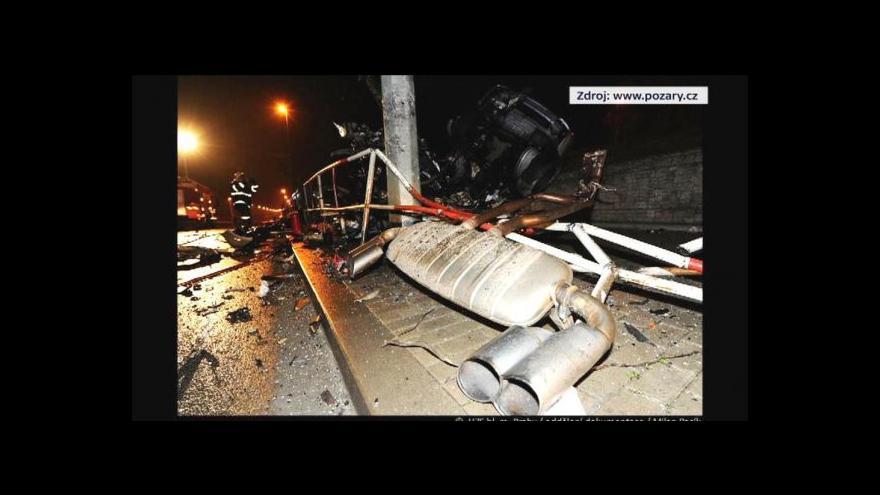 Video Tragická nehoda uzavřela Evropskou ulici