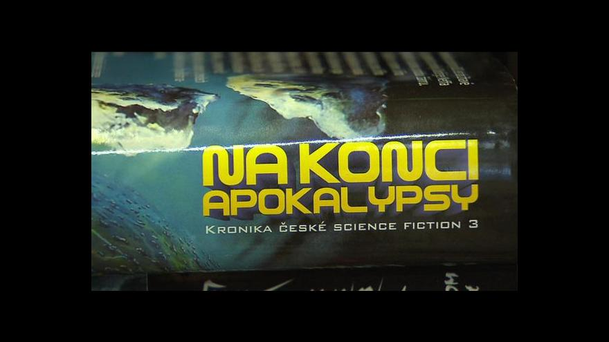Video Vyšla kronika české sci-fi