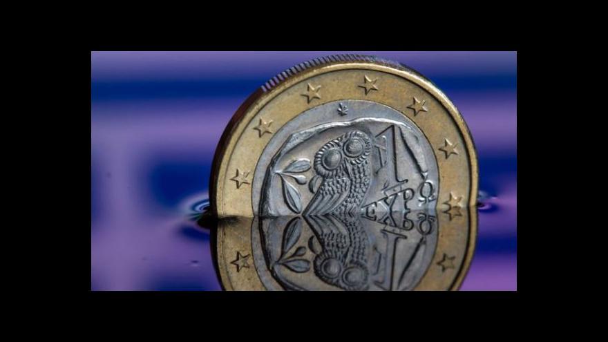 Video Výsledek řeckých voleb může otřást eurem