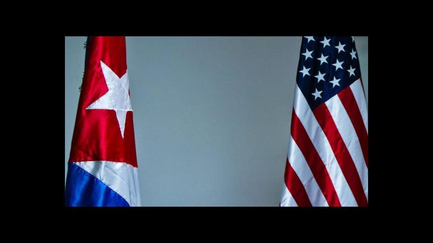 Video Historická kubánsko-americká jednání