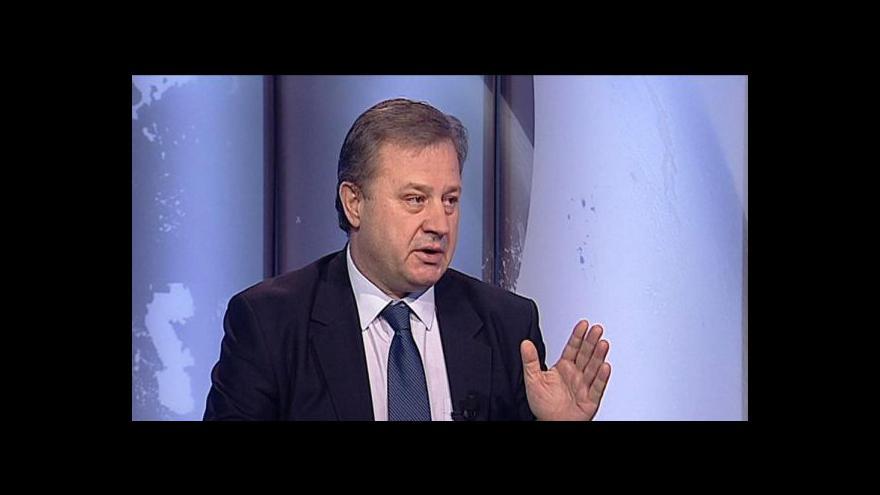 Video Amoutzas o řeckých volbách: Syriza není krajní levice