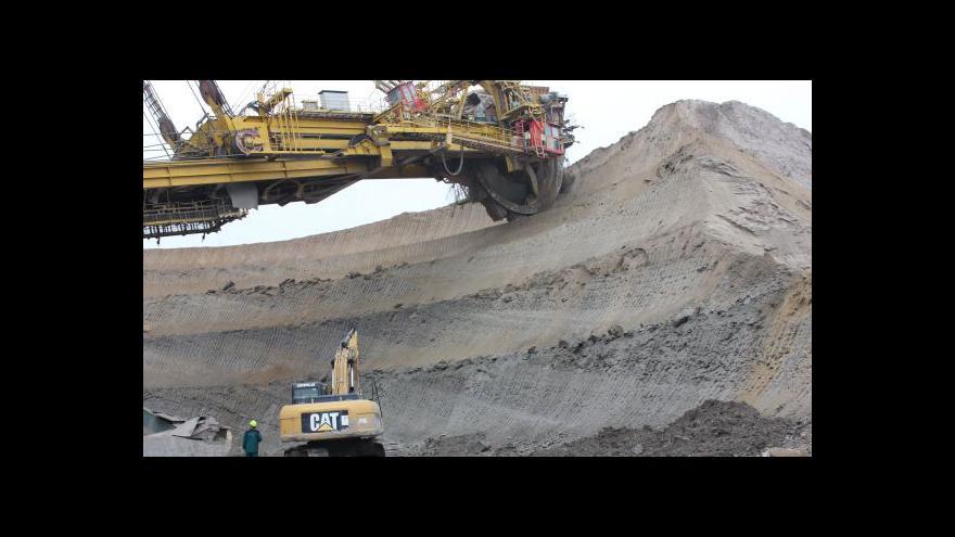 Video V případě prolomení by se s těžbou začalo nejdříve v roce 2020