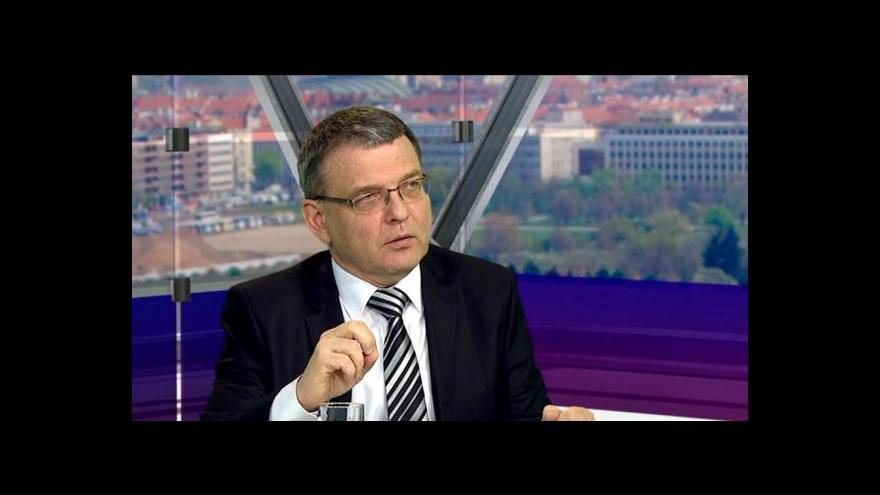 Video Zaorálek: Boje v Mariupolu rozmetaly minské dohody