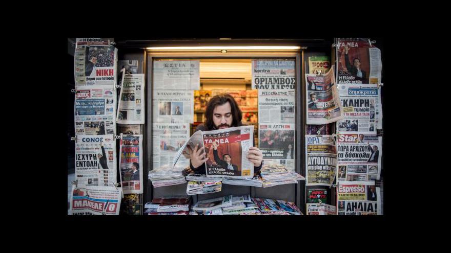 Video V čele Řecka stojí obdivovatel Che Guevary