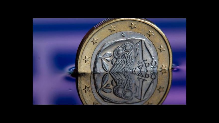 Video Bureš: Euro má našlápnuto k dalším ztrátám
